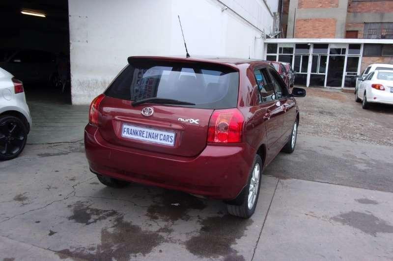 Used 2007 Toyota Runx 180 RSi