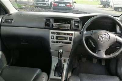 Toyota Runx 180 RSi 2007