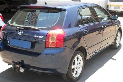 Toyota Runx 180 RSi 2008