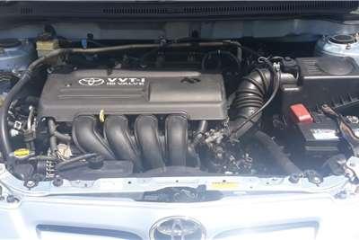 2005 Toyota RunX RunX 180 RX