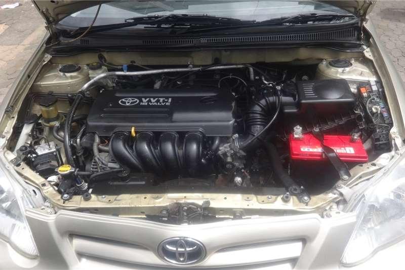Toyota Runx 180 RX 2007