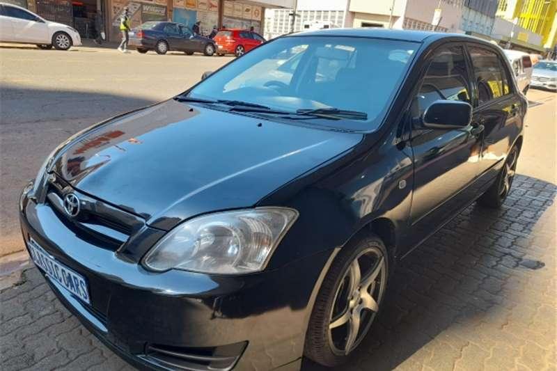 Used 2006 Toyota Runx