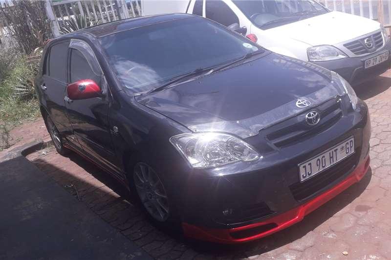 2007 Toyota RunX 180 RSi TRD