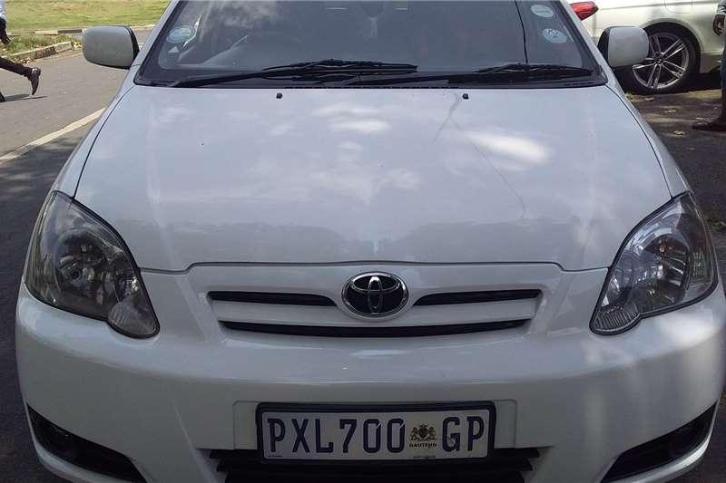 2006 Toyota RunX 160 RX