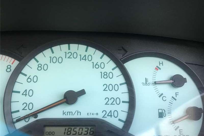 Used 0 Toyota Runx