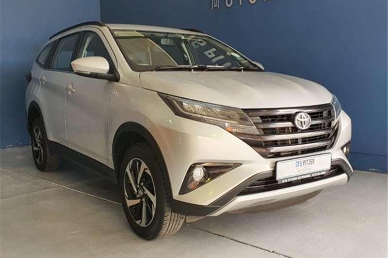 Toyota Rush 1.5 2018
