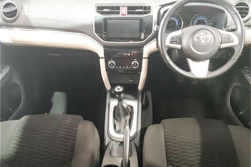 Used 2018 Toyota Rush RUSH 1.5
