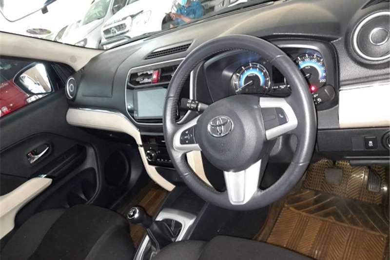 Used 2019 Toyota Rush RUSH 1.5