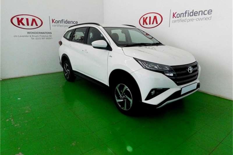 Toyota Rush 1.5 A/T 2018