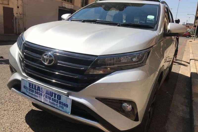 Toyota Rush 1.5 A/T 2019