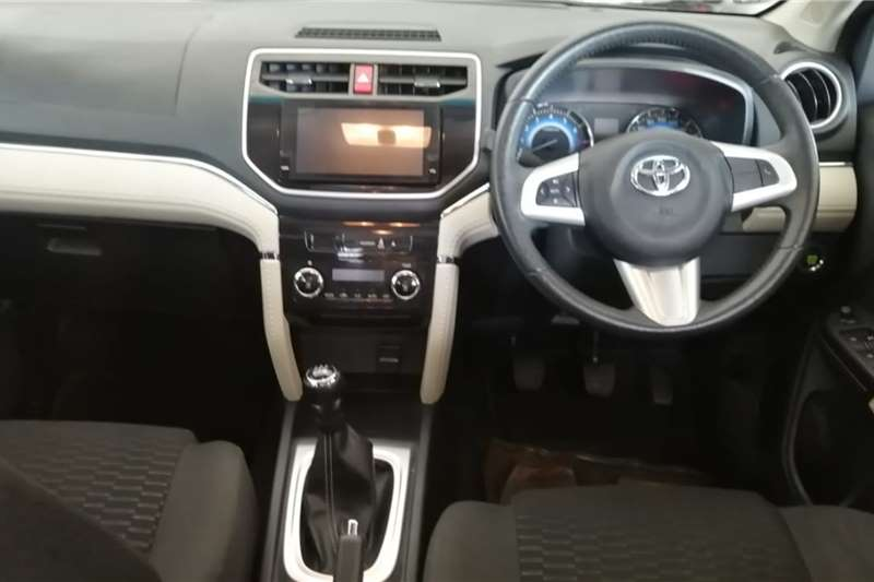 Used 2018 Toyota Rush