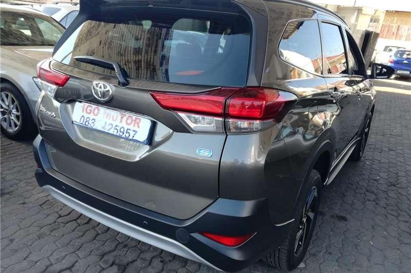 Used 2019 Toyota Rush