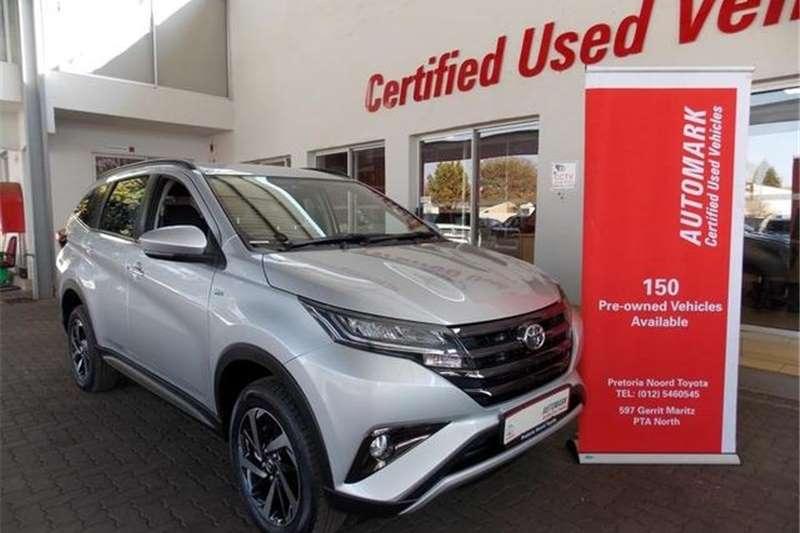 Toyota Rush 1.5 S Auto 2018