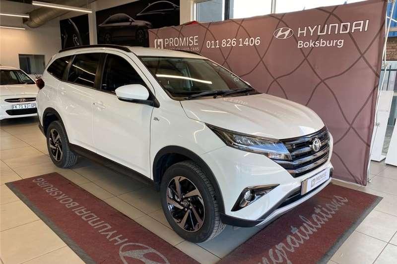 Used 2020 Toyota Rush