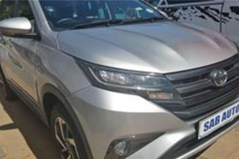2018 Toyota Rush RUSH 1.5 A/T