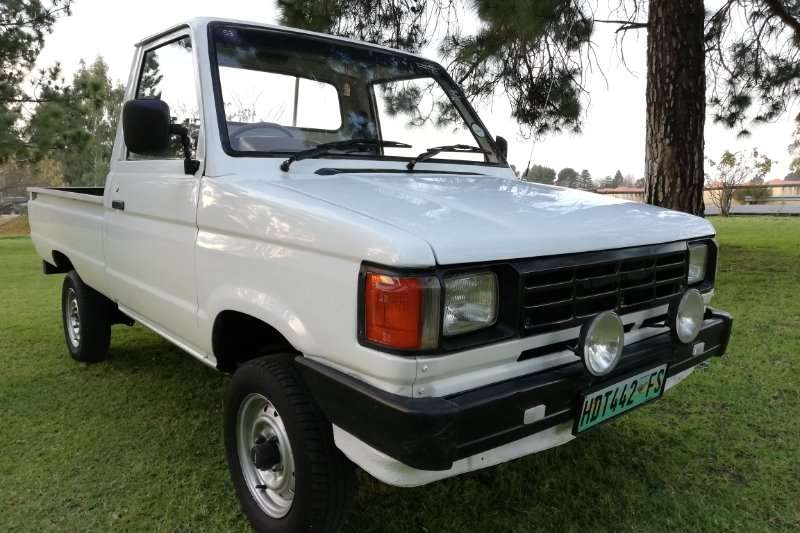 Toyota Stallion 1500 SWB Single Cab 1991