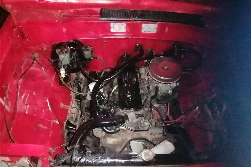 Toyota Stallion 2.0 panel van 1991