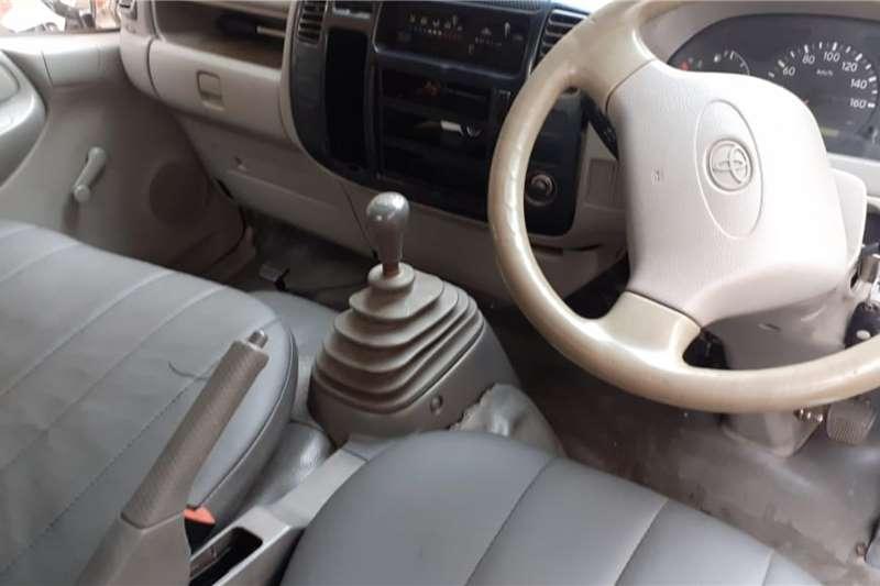 2008 Toyota Stallion 2.0 panel van