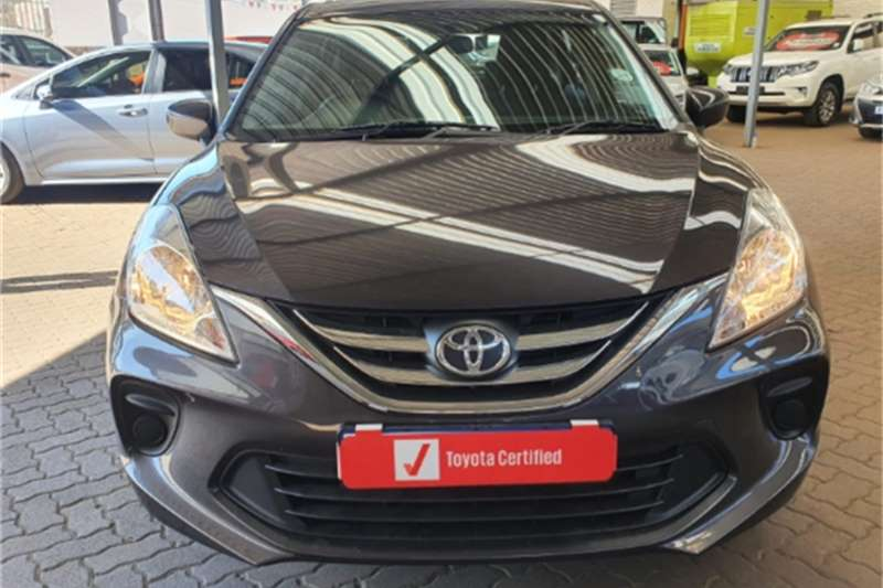 2021 Toyota Starlet hatch STARLET 1.4 Xs
