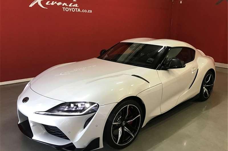 Toyota Supra 3.0T 2019