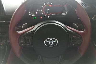 Toyota Supra GR (Demo) 2019