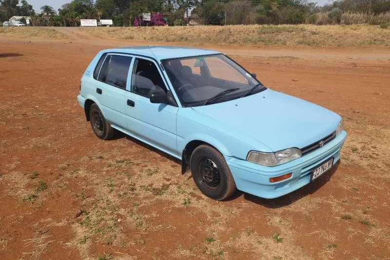 Toyota Tazz 1.3 2000