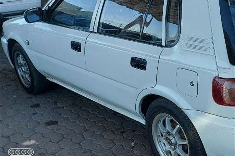Used 2002 Toyota Tazz