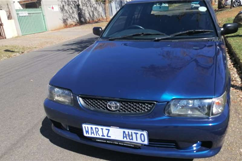 Used 2004 Toyota Tazz