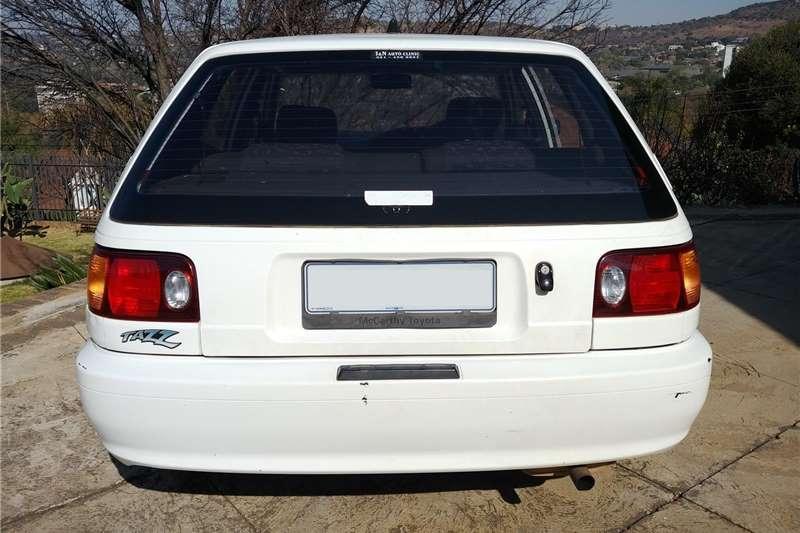 Used 2006 Toyota Tazz