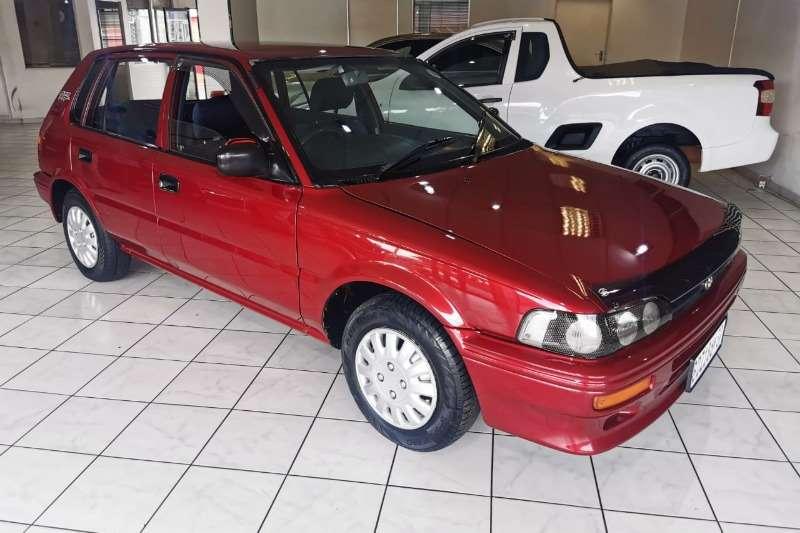 Toyota Tazz 130 1997