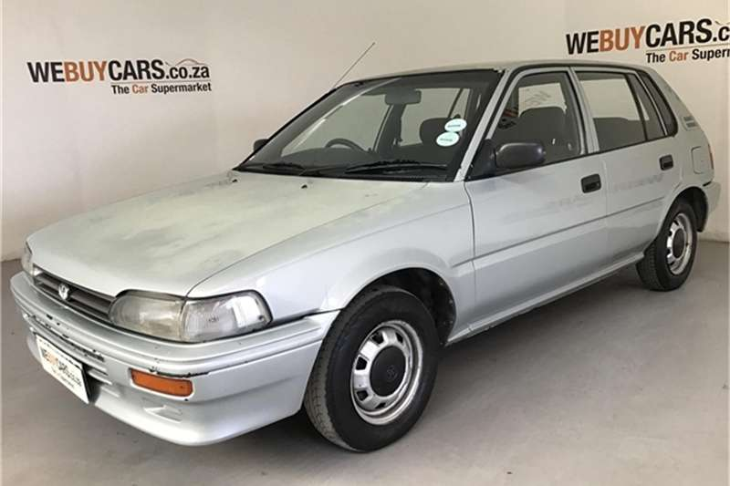 Toyota Tazz 130 1999