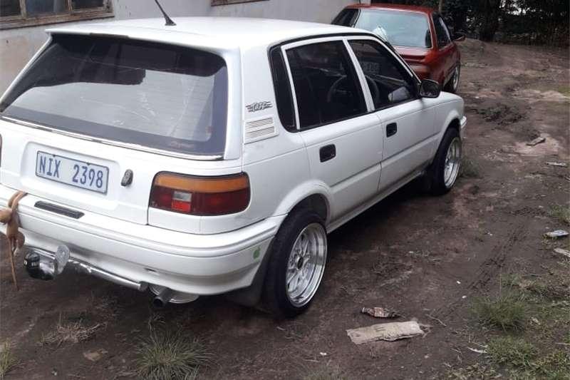 Toyota Tazz 130 2000