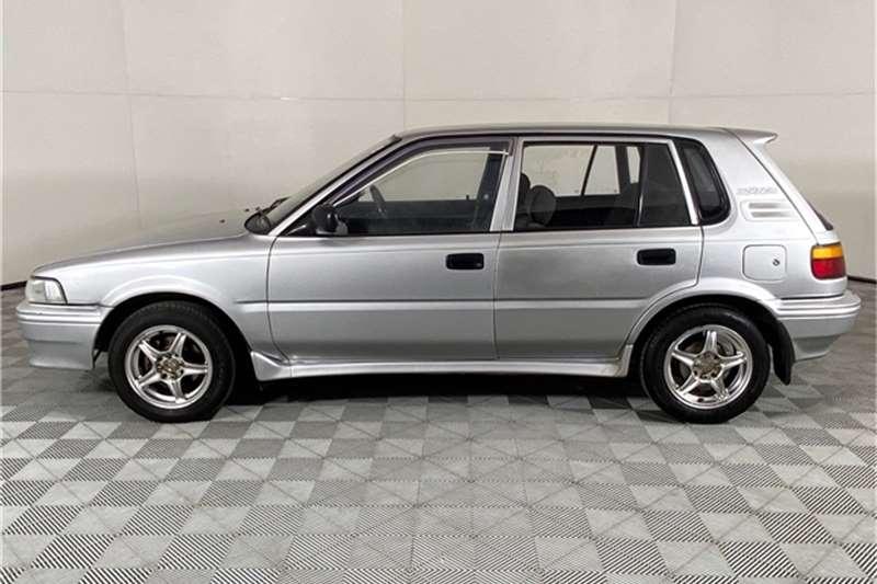 2000 Toyota Tazz Tazz 130