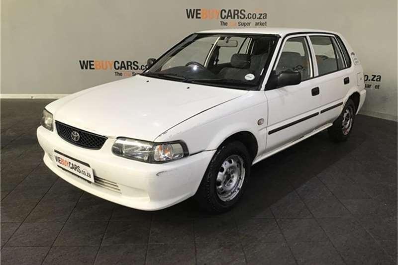 Toyota Tazz 130 2001