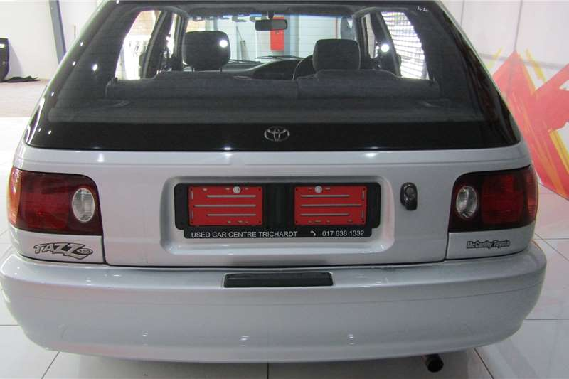 2002 Toyota Tazz Tazz 130