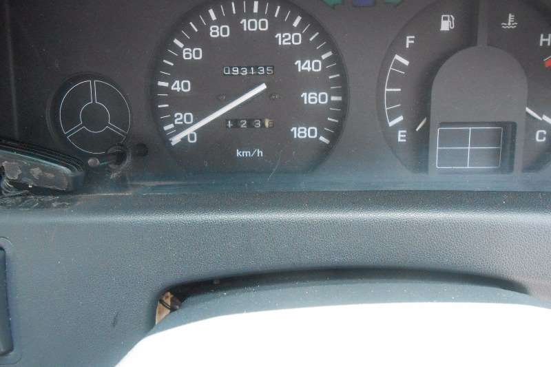 Used 2003 Toyota Tazz 130