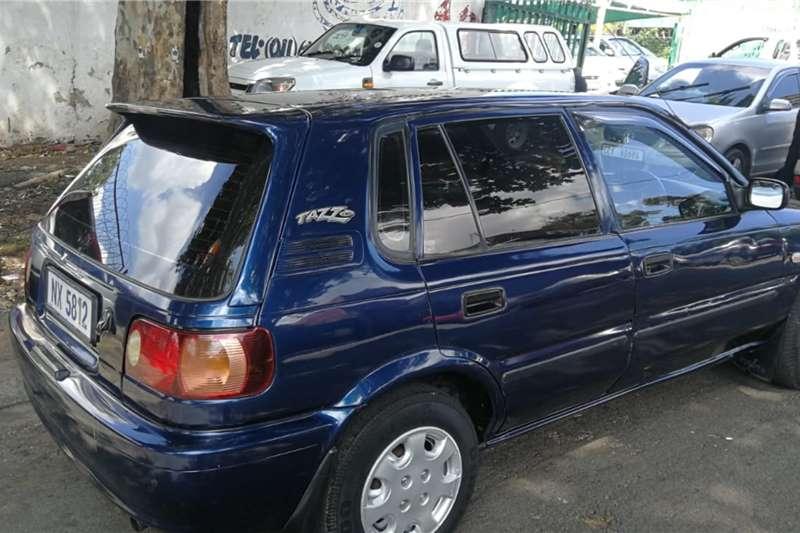 Toyota Tazz 130 2003