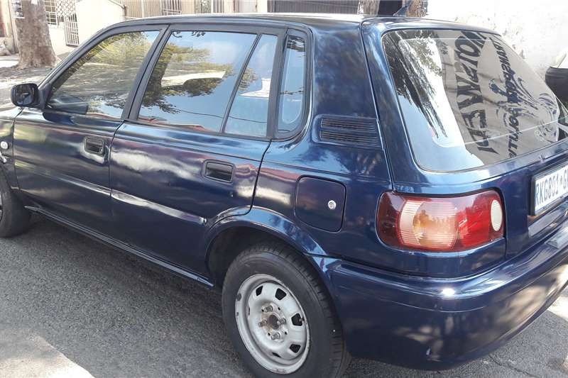 Toyota Tazz 130 2004