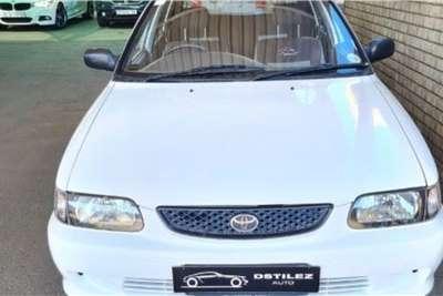 Used 2005 Toyota Tazz 130