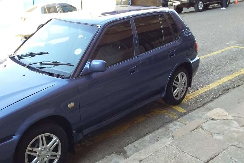 Used 2006 Toyota Tazz 130