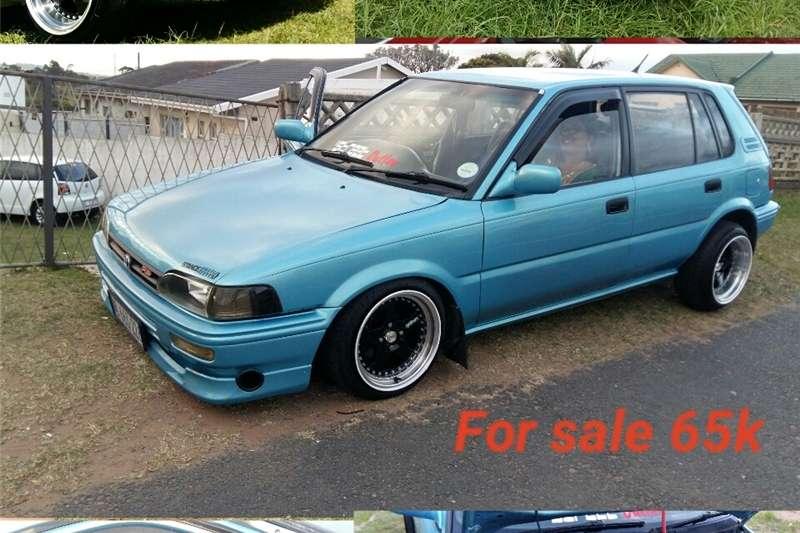 Toyota Tazz 130 Sport 2000