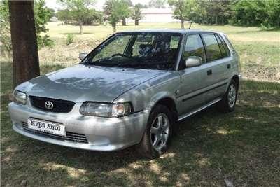 Toyota Tazz 130 XE 2003