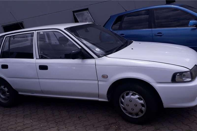 Toyota Tazz 130 XE 2004
