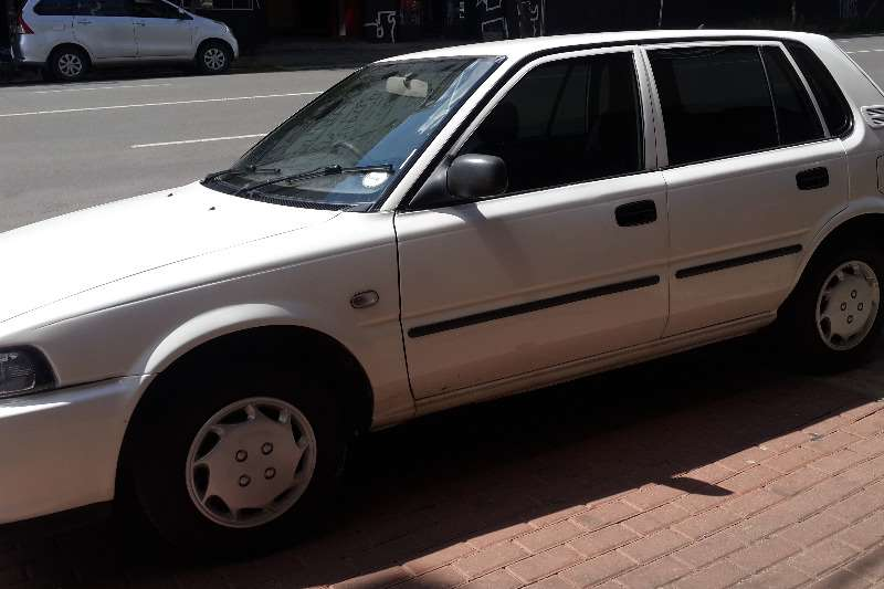Toyota Tazz 130 XE 2005