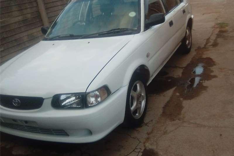 Used 0 Toyota Tazz