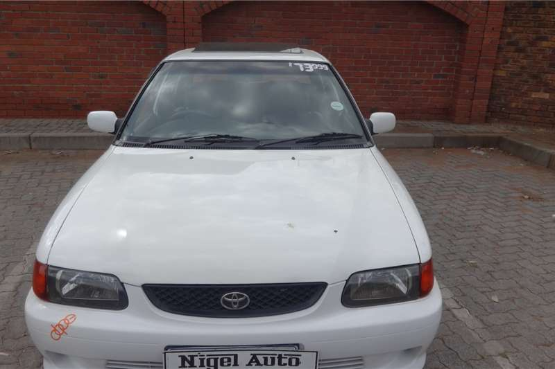 Used 2004 Toyota Tazz