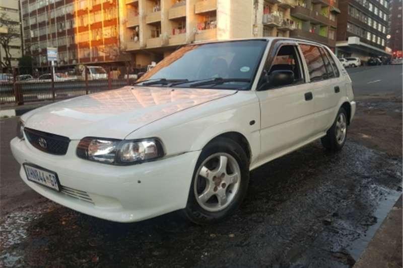 1999 Toyota Tazz