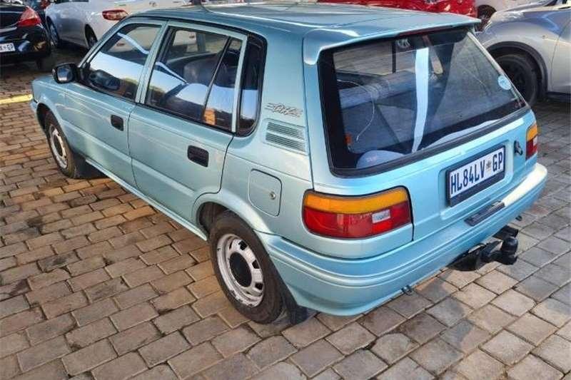 Used 2000 Toyota Tazz