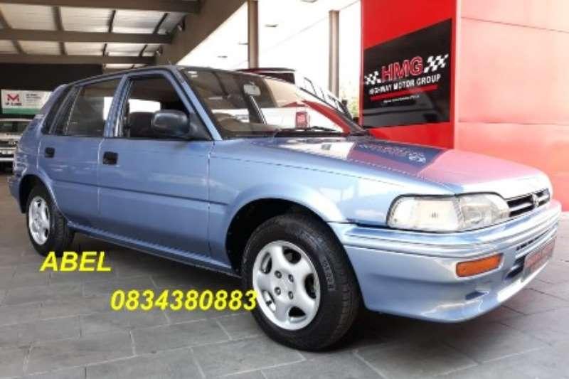 1998 Toyota Tazz 130