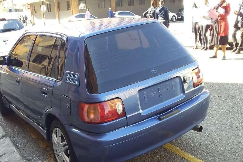 2006 Toyota Tazz